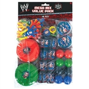 WWE Mix Value Party Favors