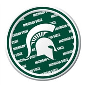Michigan State University Dessert Plates (8/pkg)