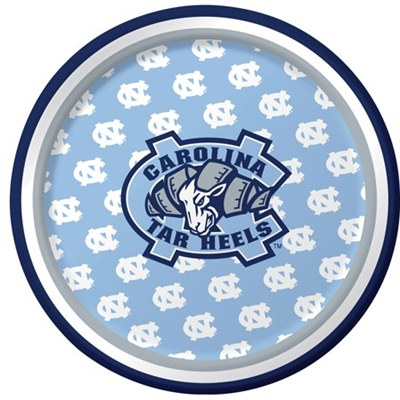 University of North Carolina Dessert Plates (8/pkg)
