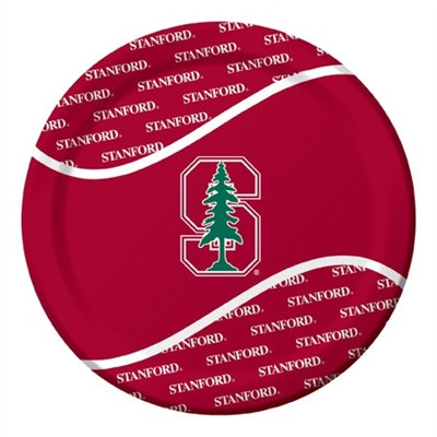 Stanford University Lunch Plates (8/pkg)