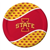 Iowa State University Lunch Plates (8/pkg)