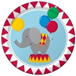 Circus Time! Lunch Plates (8/pkg)