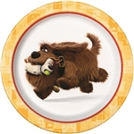 Secret Life of Pets Dessert Plates 7 inches