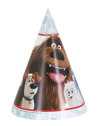 Secret Life of Pets Party Hats