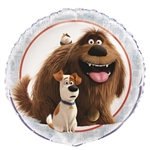 Secret Life of Pets Foil Balloon 18 inches
