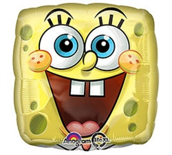 Spongebob Mylar Balloon