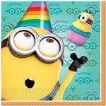 Minion Lunch Napkins (16/pkg)