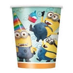 Minion Hot/Cold Cups (8/pkg)