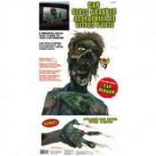 Zombie Window Cling