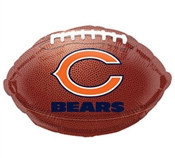 Chicago Bears Mylar Balloon
