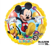 Mickey Mouse Round Balloon