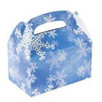 Snowflake Treat Boxes (6/pkg)
