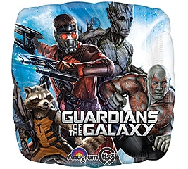Guardian of the Galaxy Mylar Balloon