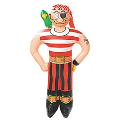 Inflatable Jumbo Pirate