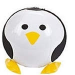Inflatable Penguin Beach Ball