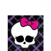 Monster High Beverage Napkins (16/pkg)