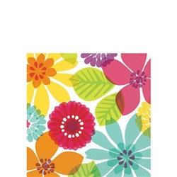 Day in Paradise Beverage Napkins