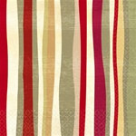 Fall Serape Beverage Napkins (16/pkg)