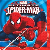 Spider-Man Lunch Napkins (16/pkg)
