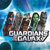 Guardians of the Galaxy Lunch Napkins (16/pkg)