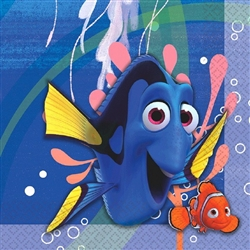 ©Disney/Pixar Finding Dory Luncheon Napkins (16 per package)