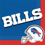 Buffalo Bills Lunch Napkins (16/pkg)