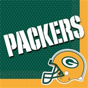Green Bay Packers Lunch Napkins (16/pkg)