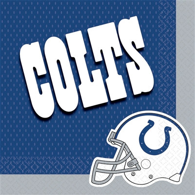 Indianapolis Colts Lunch Napkins (16/pkg)