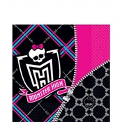 Monster High Lunch Napkins (16/pkg)