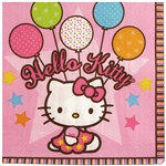 Hello Kitty Lunch Napkins (16/pkg)