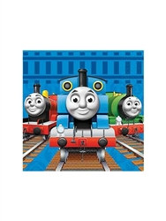 Thomas and Friends Lunch Napkins (16/pkg)