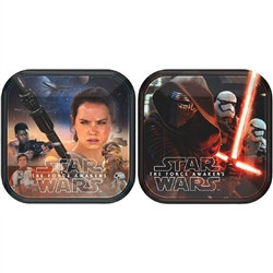 Star Wars Episode VII 7 inch Plates
