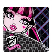 Monster High Dessert Plates (8/pkg)