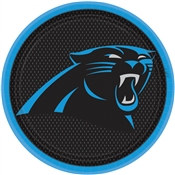 Carolina Panthers Lunch Plates (8/pkg)