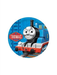 Thomas and Friends Lunch Plates (8/pkg)