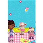 Doc McStuffins Plastic Table Cover