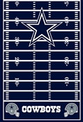 Dallas Cowboys Tablcover