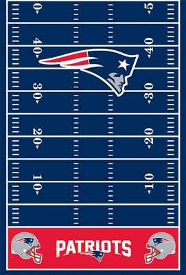 New England Patriots Tablecover