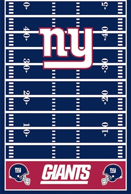 New York Giants Tablecover
