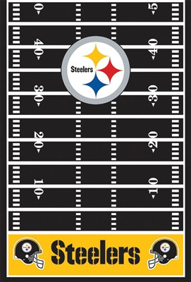 Pittsburgh Steelers Tablecover