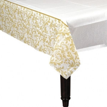 50th Anniversary Paper Table Cover