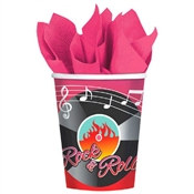 Classic 50's Hot/Cold Cups (8/pkg)
