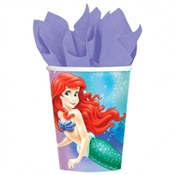 Little Mermaid Hot/Cold Cups (8/pkg)