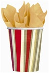 Fall Serape Hot/Cold Cups (8/pkg)