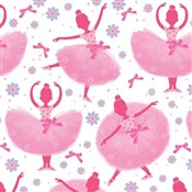 Tutu Much Fun Beverage Napkins (16/pkg)