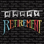 Happy Retirement Beverage Napkins