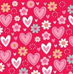 Valentine Sweets Lunch Napkins (20/pkg)