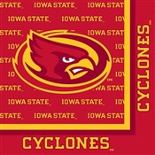 Iowa State University Lunch Napkins (20/pkg)