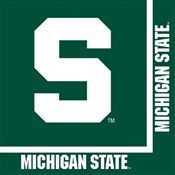 Michigan State University Lunch Napkins (20/pkg)