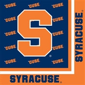 Syracuse University Lunch Napkins (20/pkg)